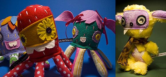 WWD DollsForFriends Designer softies walkthrough