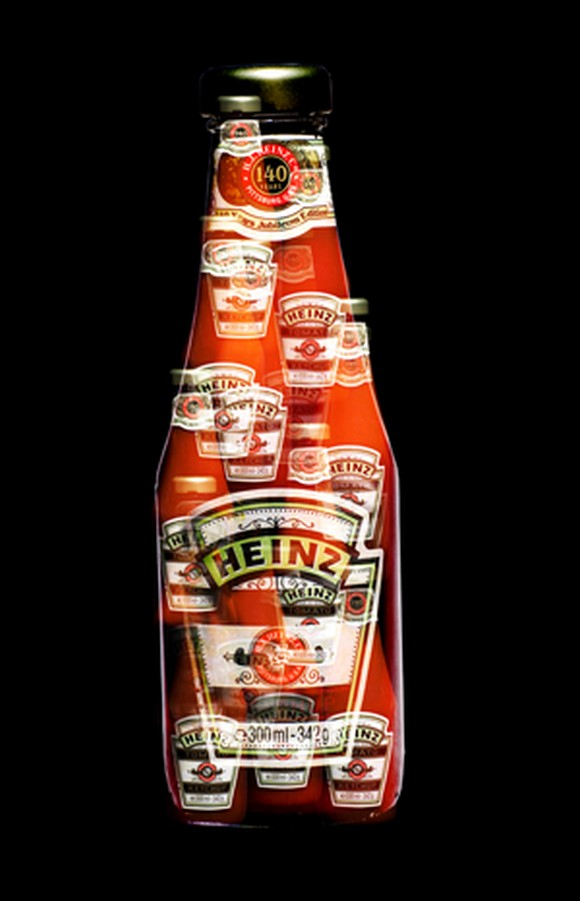 accumulations jeanlucdubin Heinz x Street Artists