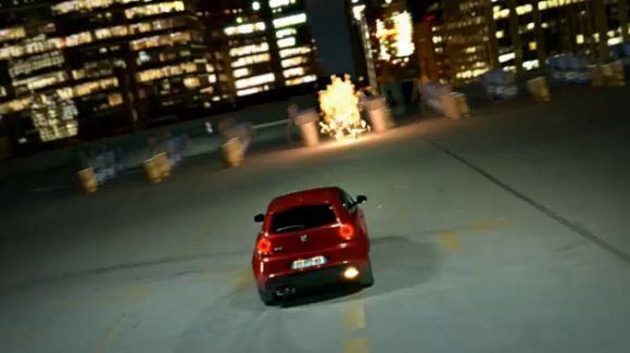 alfaromeomitospaceinvadercommercial2 Alpha Romeo Playing Space Invader [Commercial]