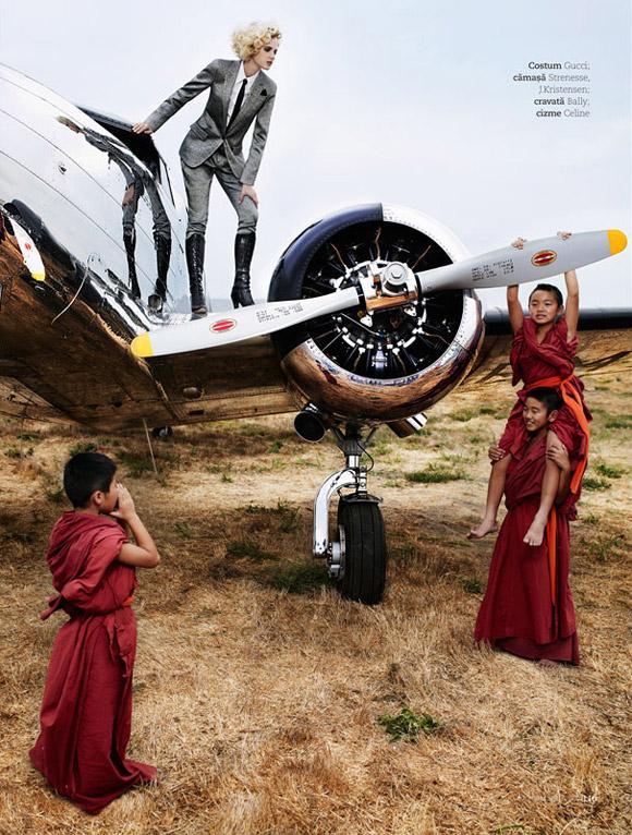 amelia015 Amelia Earhart by Giuliano Bekor