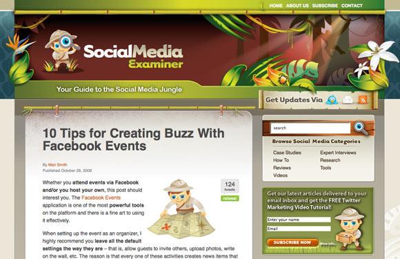 bigexaminer 10 Essential Social Media Blogs You Should Definitely Bookmark