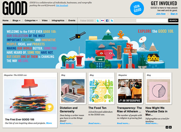 biggood 20 Essential Infographics & Data Visualization Blogs