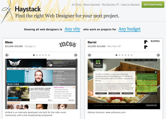 bighaystack 5 Fresh & Innovative Collaboration Platforms For The Creative Community