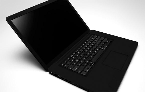 blackmattemacbookpro Matte Black MacBook Pro