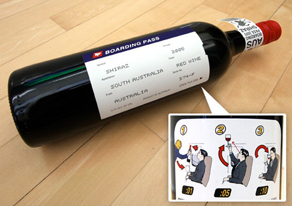 boardingbassshiraz dyt 30 Amazing Wine Label Designs From Around the World