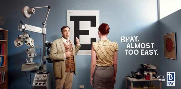 bpayeyedyt Creative Advertising by MRF Australia