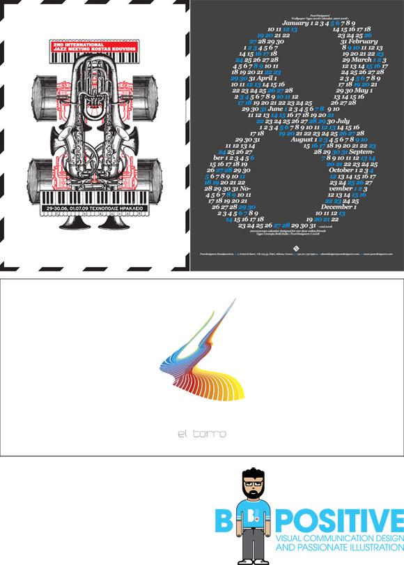 bpositive Visual communication design & passionate illustration by B Positive.