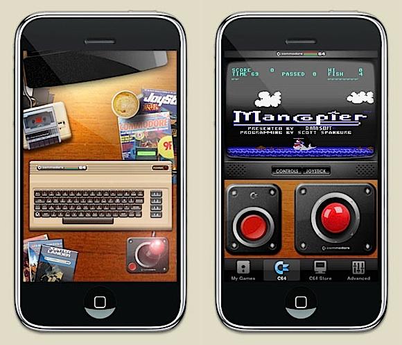 c64 C64 iPhone