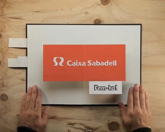 cs dyt Caixa Sabadell by UnitedFakes