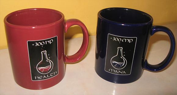 cups Magic Cups