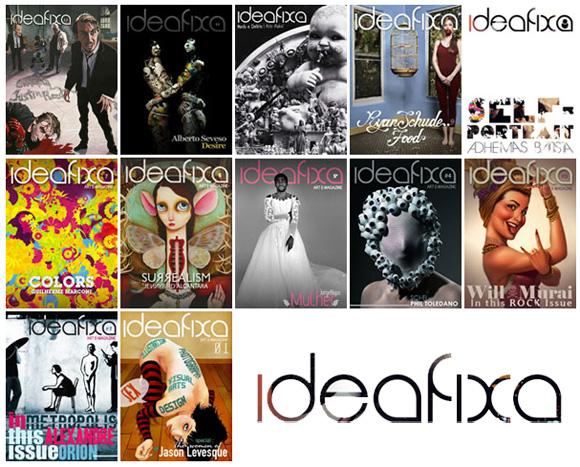 dytIdefixa01 IdeaFixa   An Online Art/Design Magazine