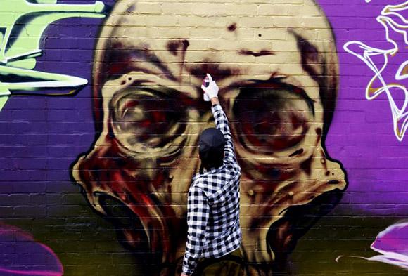 dyt bcf Big City Freaks   Graffiti Crew (Sydney)