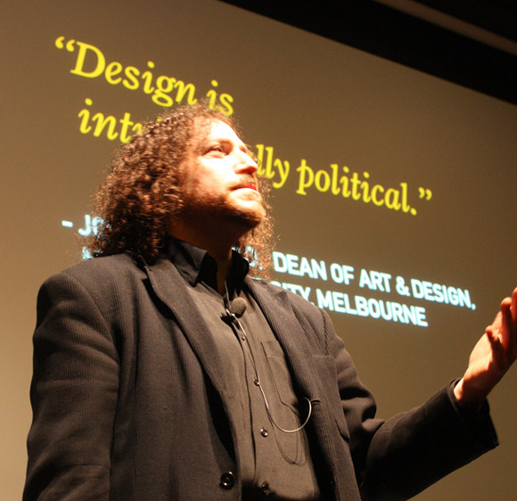 dytdb David Berman speaks on how can graphic design help save the planet.