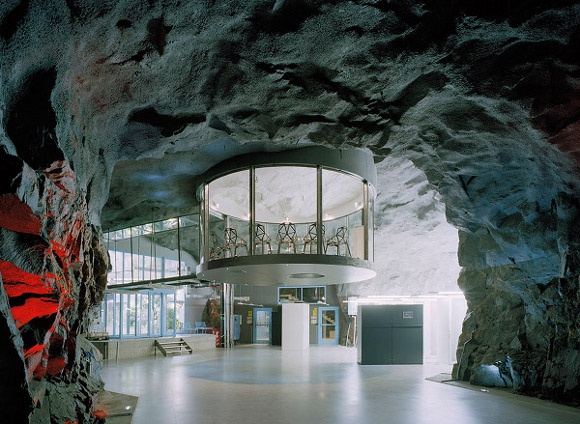 dytwhitemountain 1 10 Amazing Offices from Around The World