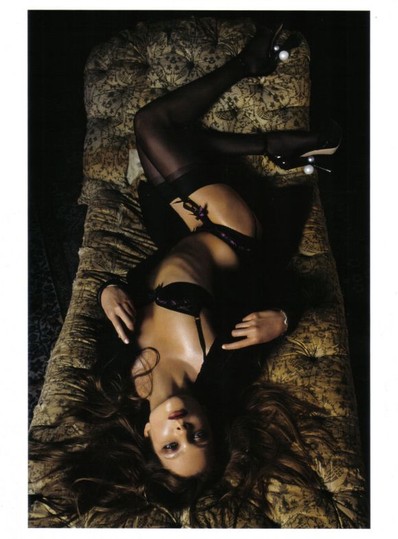 enikomihalikmariosorrentivogueitaliaaugust093 Sexy Editorial of Eniko Mihalik