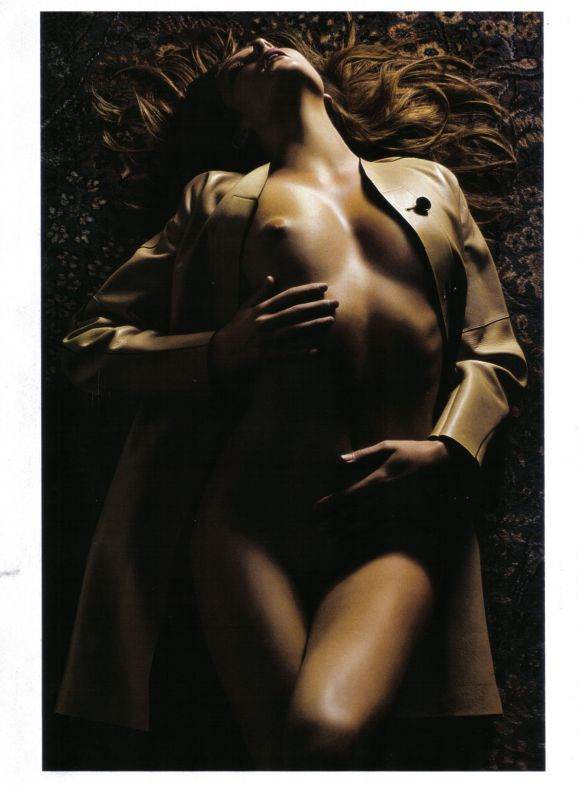 enikomihalikmariosorrentivogueitaliaaugust097 Sexy Editorial of Eniko Mihalik