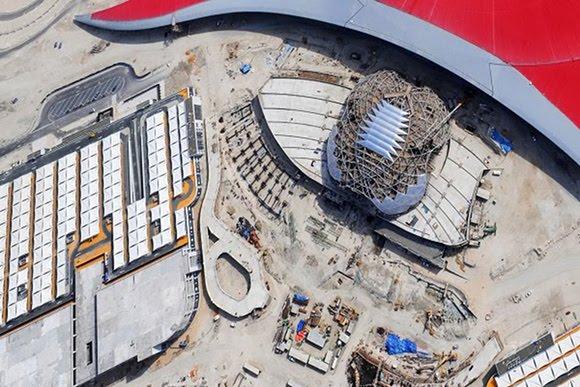 ferrariworldabudhabi dyt23 Ferrari World Abu Dhabi: Worlds Largest Indoor Theme Park