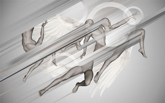 flying man u trust Flying aparts by tariqdesign