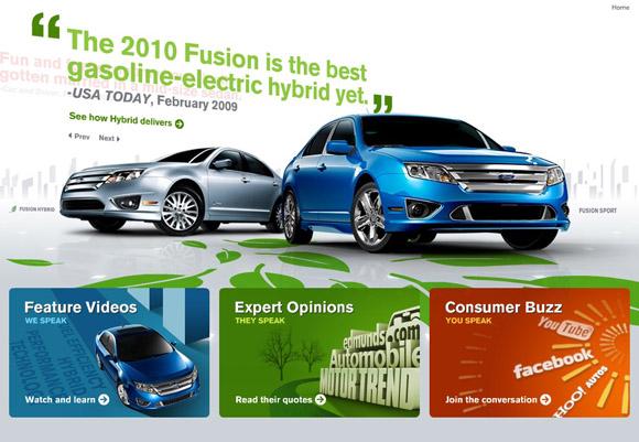fusion580 Ford Fusion 2010