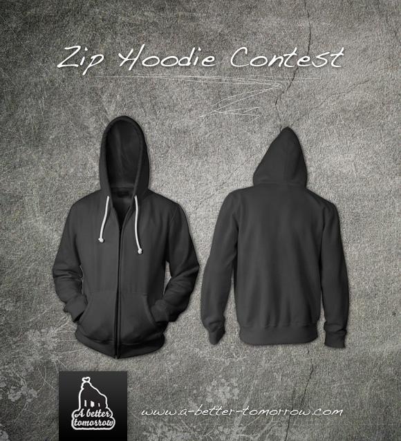 hoodie contest blog Zip Hoodie Contest