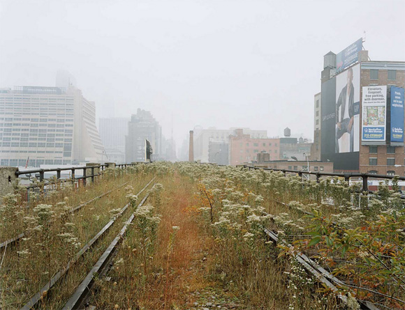 hp3 New Yorks High Line Sky Park is Open for Public