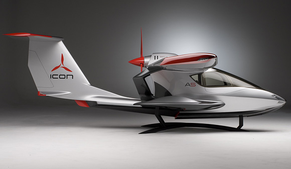 ICON A5. The Sport Flying Revolution.