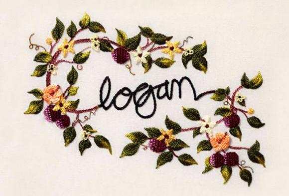 im1 Logan Wines Design Label