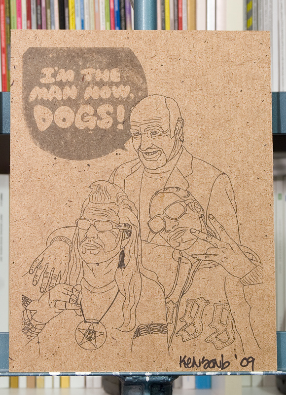 imthemannowdogs Im The Man Now, Dogs!