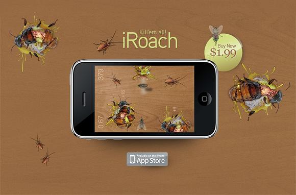iroach Killem all! The iRoach.
