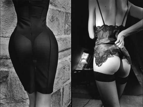 jeanloupsieffbwphotography19600x451 B&W Sexy old school Fashion Photography