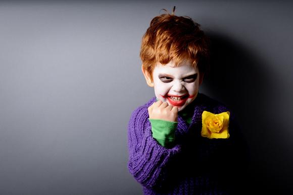 joker Hit Me!