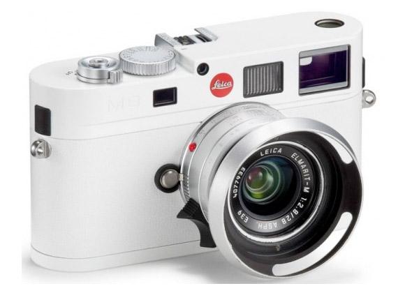 leicam8white Leica M8 White Edition