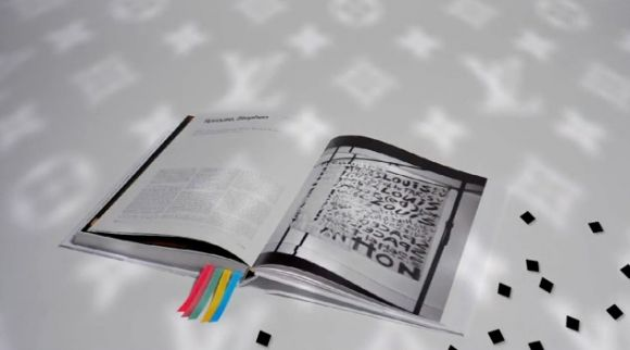 louisvuittonartfashionandarchitecturebook Animated video for New Louis Vuitton Book
