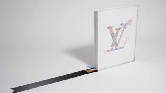 louisvuittonartfashionandarchitecturebook1 Animated video for New Louis Vuitton Book