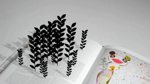 louisvuittonartfashionandarchitecturebook2 Animated video for New Louis Vuitton Book