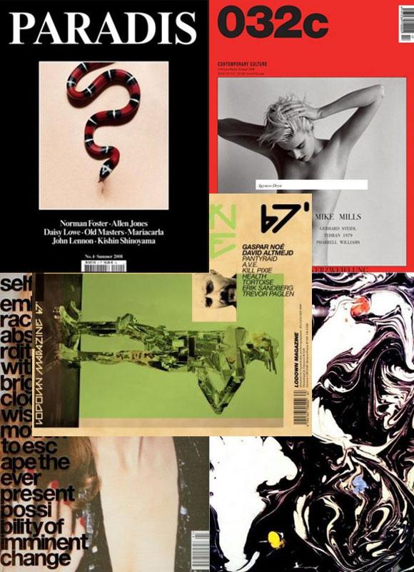 magazine covers Jonthan Zawada chooses his favourite magazines