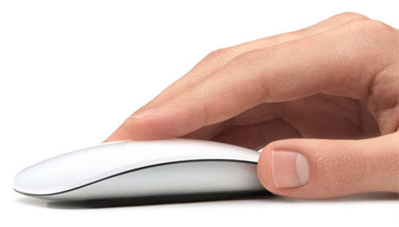 magicmousehand Apple Magic Mouse