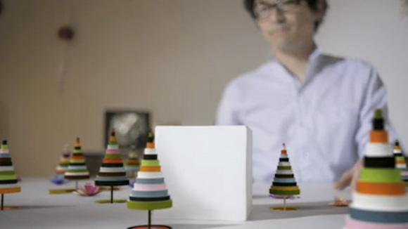 mak1 White box by Makoto Yabuki