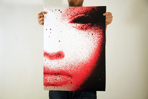 marco rea Limited fine art prints from italian urban and pop artists