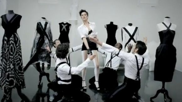 martinsolveigfeaturingjeanpaulgaultier3 Latest Martin Solveig Music Video feat. Jean Paul Gaultier