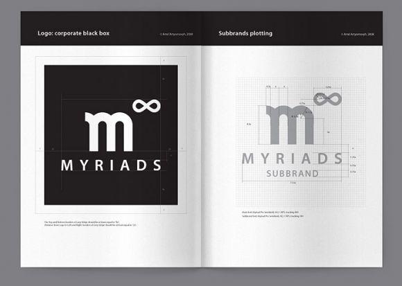 myriadspr3 Myriads corporate identity by Artel Artyomovyh