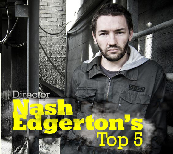 nash edgerton Interview Nash Edgerton