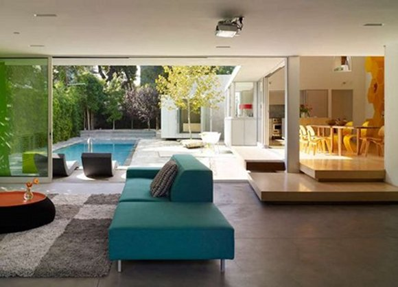 norwichresidence by clivewilkinsonarchitects dyt2 The Norwich Residence in West Hollywood