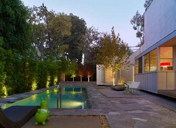 norwichresidence by clivewilkinsonarchitects dyt3 The Norwich Residence in West Hollywood