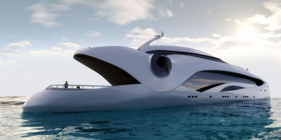 oculusyacht 01 The Future of Yacht Design: 10 Cutting Edge Nautical Masterpieces