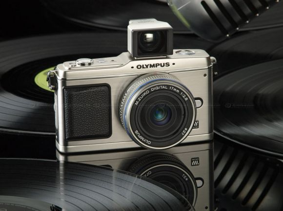 olympusep1digitalpen1 The Olympus E P1