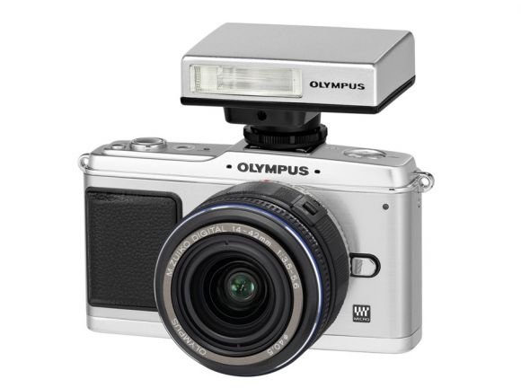 olympusep1digitalpen4 The Olympus E P1