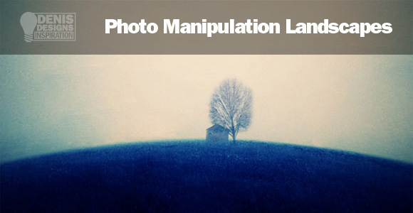 photomanip pre Photo Manipulation Landscapes