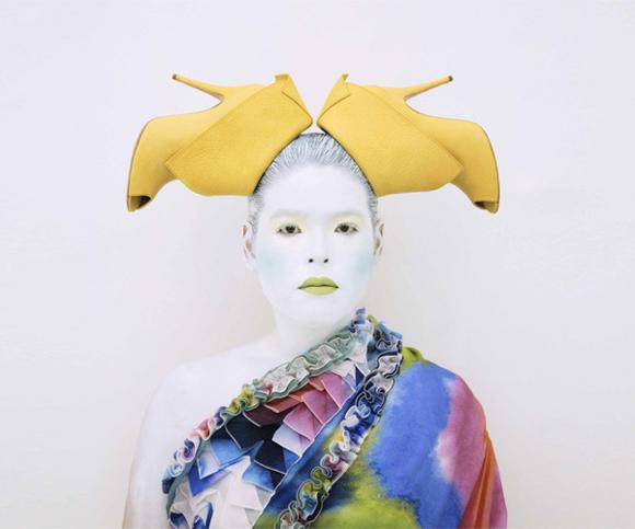 picassominotaur ds dyt kimiko Yoshida – Self Portraits [2007/2009]