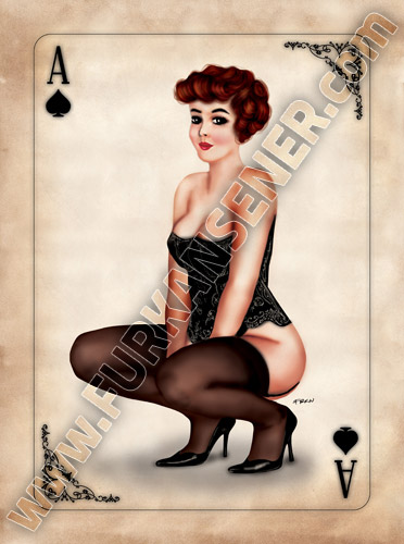 pin up designs. pin up designs.